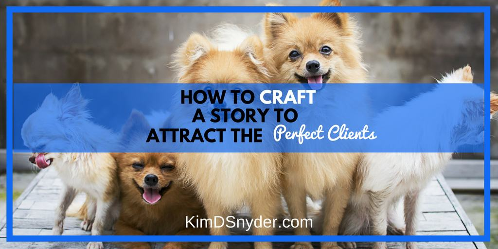 How To Craft A Story